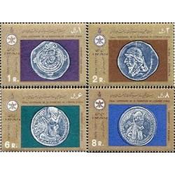 1505 - تمبر بیست و پنجمین سده شاهنشاهی ( سری سوم) 1349