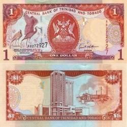 اسکناس 1 دلار - ترینیداد توباگو 2006 تک
