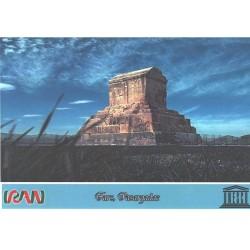 کارت پستال ایرانی - آثار ملی ثبت شده در یونسکو - پاسارگاد - فارس