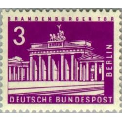 1 عدد تمبر سری پستی  - برلین آلمان 1963