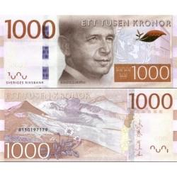 اسکناس 1000 کرون - سوئد 2015