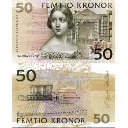 اسکناس 50 کرون - سوئد 2003