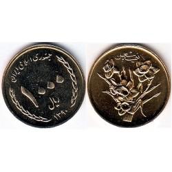 سکه  1000 ریالی - برنز - نیمه شعبان -  جمهوری اسلامی 1390 بانکی