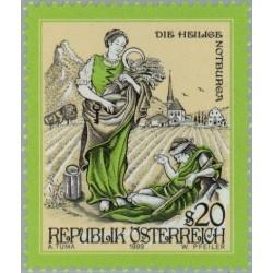 1 عدد تمبر قصه ها و افسانه های اتریش  - اتریش 1999 قیمت 4.4 دلار