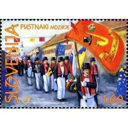 1 عدد تمبر لباسهای کارناوال  - اسلوونی 2010 ارزش روی تمبر 1.6 یورو