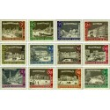 12 عدد تمبربرلین قدیم - برلین آلمان 1962 برلین آلمان 1963 قیمت 6 دلار