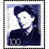 1 عدد تمبر صدمین سالگرد تولد نلی ساش - نویسنده - جمهوری فدرال آلمان 1991