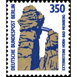 1 عدد تمبر سری پستی چشم اندازها - 350 فنیک - برلین آلمان 1989  قیمت 6.7 دلار
