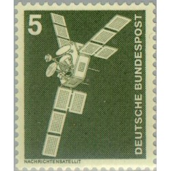 1 عدد تمبر سری پستی صنعت و فن  - 5 فنیک  - جمهوری فدرال آلمان 1975