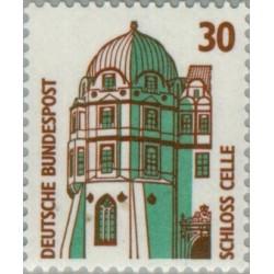 1 عدد تمبر سری پستی چشم اندازها - 30 فنیک - جمهوری فدرال آلمان 1987