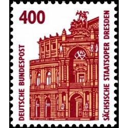 1 عدد تمبر سری پستی چشم اندازها - 400 فنیک - جمهوری فدرال آلمان 1991  قیمت 5.6 دلار