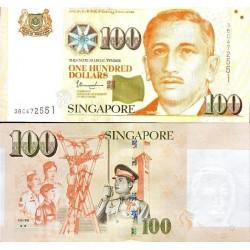 اسکناس 100 دلار - سنگاپور 2018 سفارشی - توضیحات را ببینید