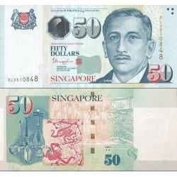 اسکناس 50 دلار - سنگاپور 2018 سفارشی - توضیحات را ببینید