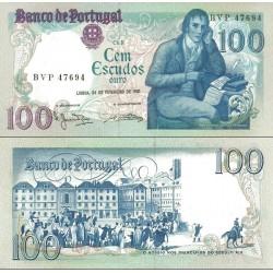 اسکناس 100 اسکودو - پرتغال 1984 تاریخ 24.02.1981 - سفارشی - توضیحات را ببینید