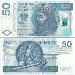 اسکناس 50 زلوتیچ - لهستان 2012 سفارشی - توضیحات را ببینید