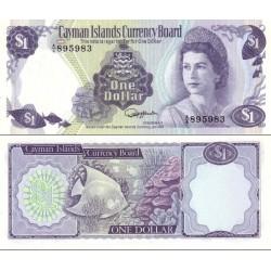 اسکناس 1 دلار - جزایر کایمن 1974 پرفیکس سریال A/6 - سفارشی - توضیحات را ببینید