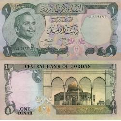 اسکناس یک دینار - اردن 1992 سفارشی - توضیحات را ببینید
