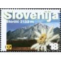 1 عدد تمبر کوهستان - اسلوونی 2000