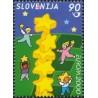 1 عدد تمبر مشترک اروپا - Europa Cept - اسلوونی 2000