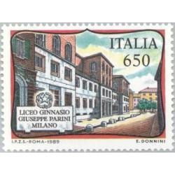 1 عدد تمبر مدارس - ایتالیا 1989 قیمت 2.3 دلار