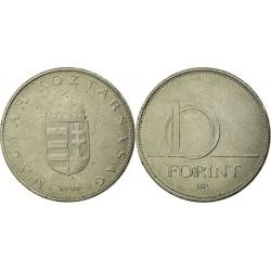 سکه 10 فورینت - مس نیکل -  مجارستان 2006 غیر بانکی
