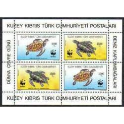 مینی شیت لاکپشتها - WWF - قبرس ترکیه 1992