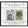 مینی شیت تمبر مشترک اروپا - Europa Cept -هنر معاصر - نقاشی - قبرس ترکیه 1993  قیمت 4.8 دلار