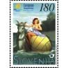 1 عدد تمبر ورزشی - قهرمانی مسابقات واترپولو جهانی - اسلوونی 2003 ارزش روی تمبر 0.9 دلار