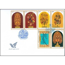 3523 - پاکت مهر روز تمبر نوروز 1400
