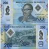 اسکناس پلیمر 200 کوانزا - آنگولا 2020