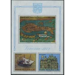 سونیرشیت حفاظت از ونیز - واتیکان 1972