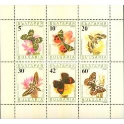 سونیرشیت پروانه ها - بلغارستان 1990