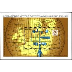 مینی شیت کنگره بین المللی هواشناسی - 20 -  جمهوری دموکراتیک آلمان 1972