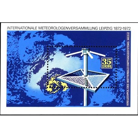 مینی شیت کنگره بین المللی هواشناسی - 35 -  جمهوری دموکراتیک آلمان 1972