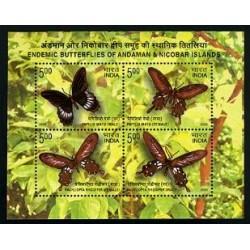 سونیرشیت پروانه ها - هند 2008
