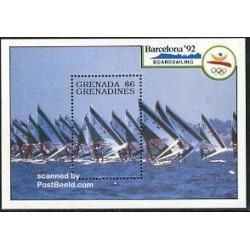 1 عدد سونیرشیت المپیک بارسلونا - گرنادا گرندین 1990
