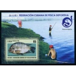 سونیرشیت ماهیگیری - کوبا 2009