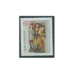1 عدد تمبر حجار و پیکرتراش - Tilman Riemenschneider - آلمان 1981