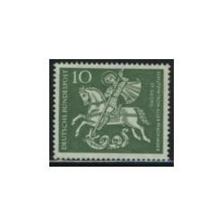 1 عدد تمبر پنجاهمین سال پیشاهنگی - آلمان 1961