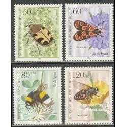 1 عدد تمبر جوانان  - حشرات - آلمان 1984