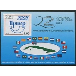سونیرشیت کنگره UPAEP - کوبا 2013