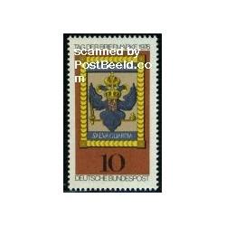 1 عدد تمبر روز تمبر - آلمان 1976