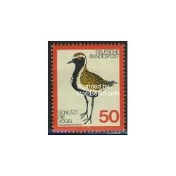 1 عدد تمبر حفاظت از پرندگان - آلمان 1976