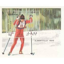 سونیرشیت المپیک  زمستانی آلبرت ویل - صحرا 1992