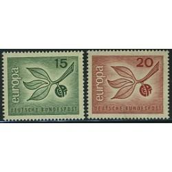 2 عدد تمبر مشترک اروپا - Europa Cept - آلمان 1965