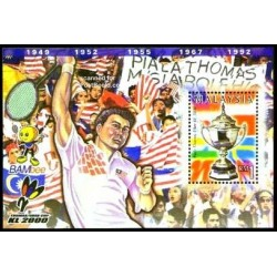 سونیرشیت جام تنیس توماس - مالزی 2000