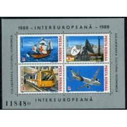 سونیرشیت اینتر اروپا - رومانی 1988