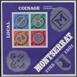 سونیرشیت سکه ها - مونتسرت 1975