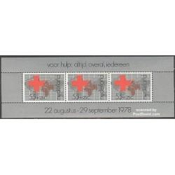 سونیرشیت صلیب سرخ - هلند 1978