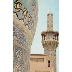کارت پستال دهه 50 - مشهد - گنبد و مناره مسجد گوهرشاد